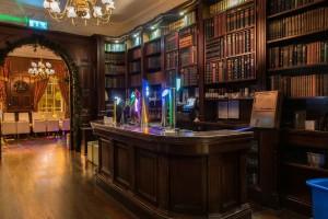 Library bar 1
